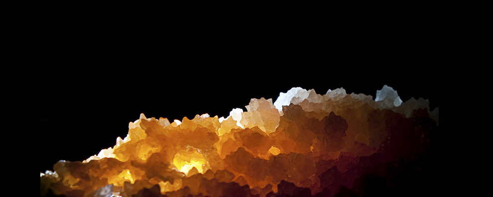 Salzkristall